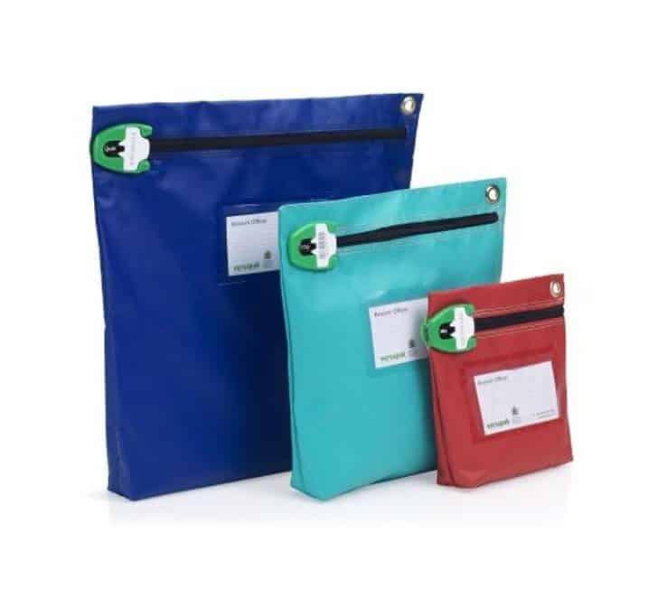 Secure Cash Bags