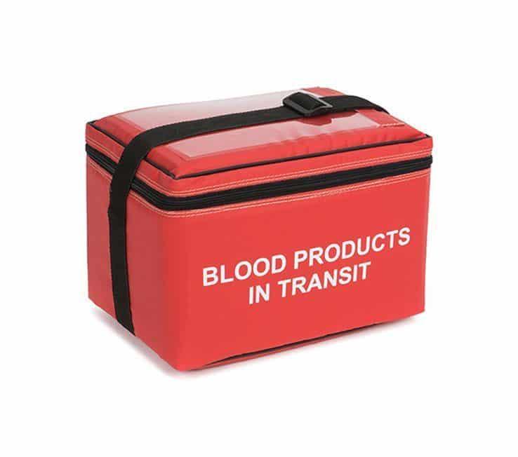 Blood Transit Bags