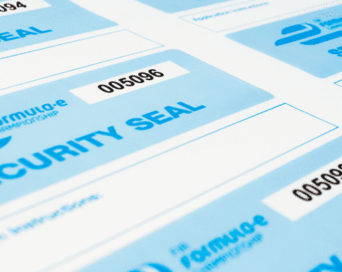 Security Seal Uses