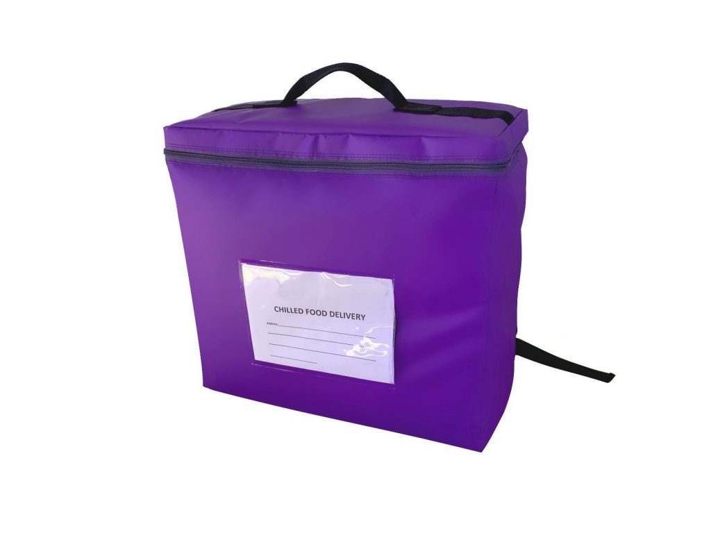 Label Security Food Bag