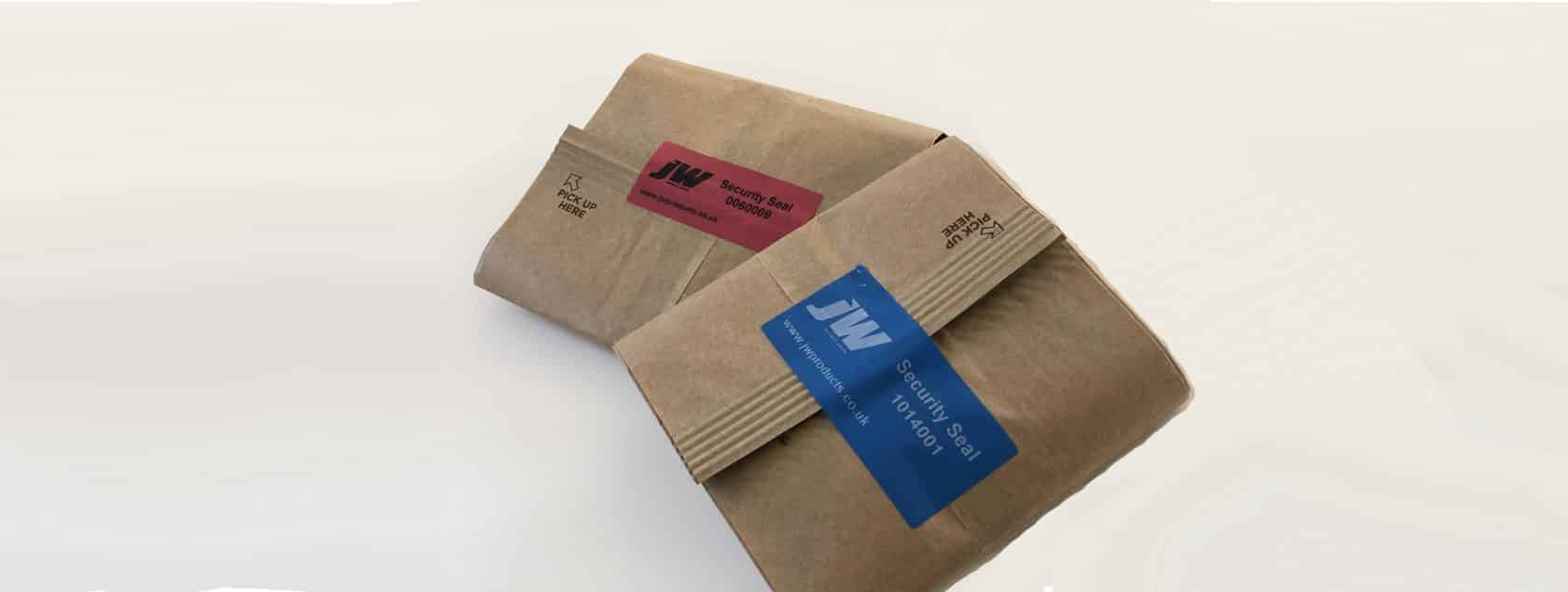 Security Packaging Labels