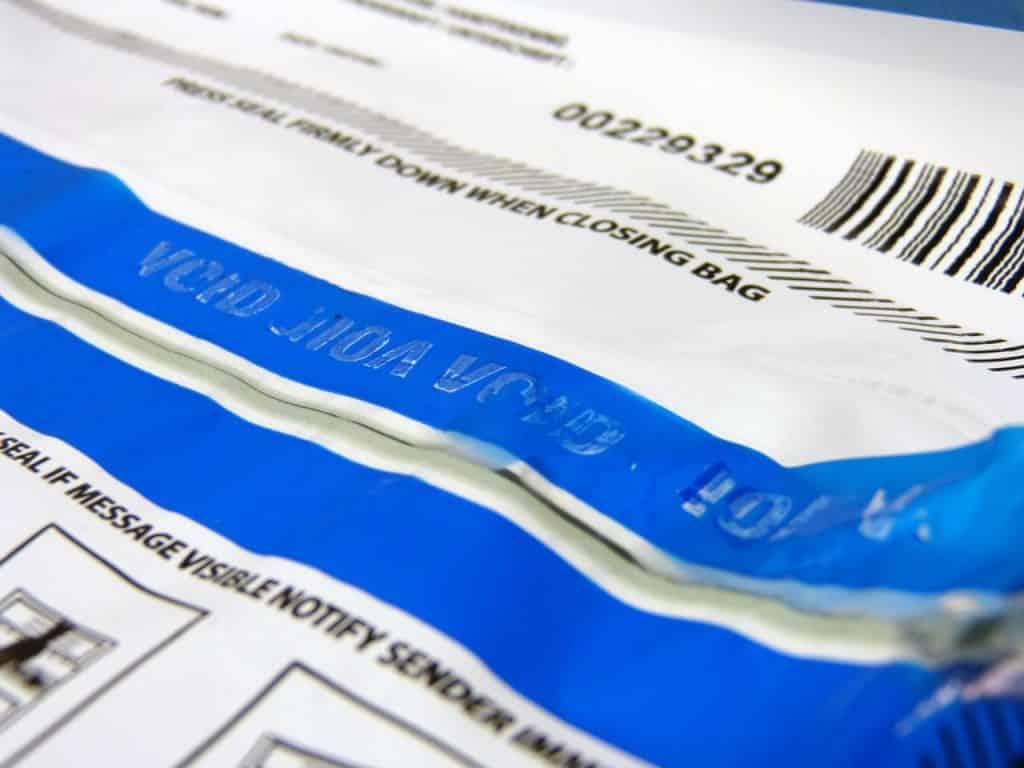 VOID Security Envelopes