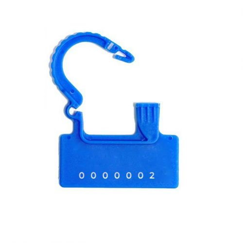 Antimicrobial Padlock Seal