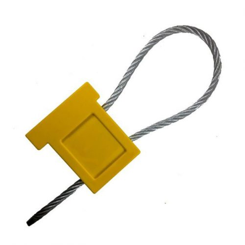RFID Cable Seal Yellow