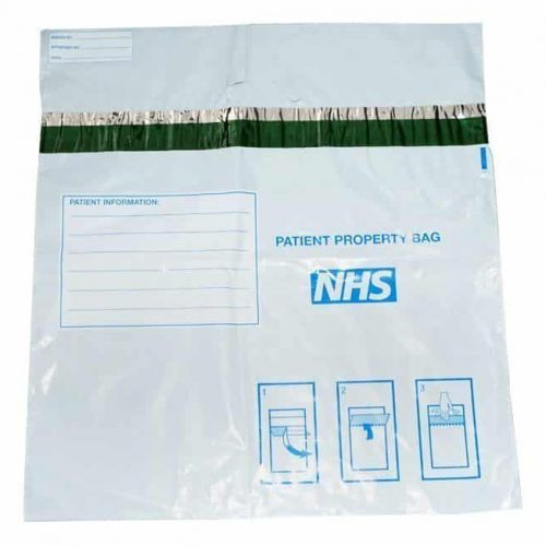 NHS Property Bags