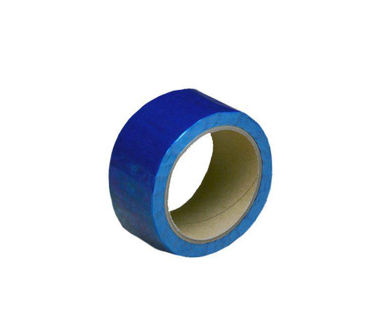 Blue Security Tape